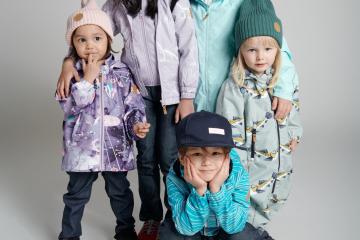 Reima uus kevadkollektsioon Laste Maailma e-poes!