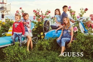 Laste Maailma e-poes Guess Kids´i moekaubad -20%