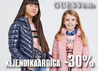 GUESS KIDS LASTERIIDED KLIENDILE -30%