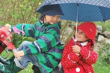 Värvilised vihmariided ja kummikud Laste Maailma e-poes!