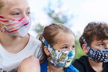 Buff ja NEQI korduvkasutatavad maskid -30%