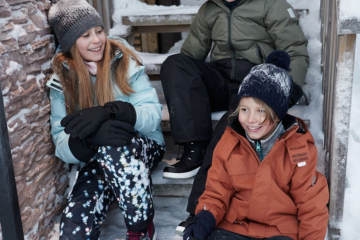 UUS Reima talvine kollektsioon on Laste Maailmas kohal!