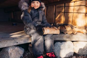 UUS Kuoma talvine kollektsioon Laste Maailmas kohal!