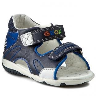 Geox´i väikelaste sandaalid ELBA, 6980 Tumesinine