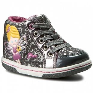 Geox´i väikelaste k/s jalanõud FLICK GIRL, Hall