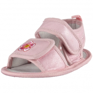Playshoes beebi sandaalid 111623, Roosa