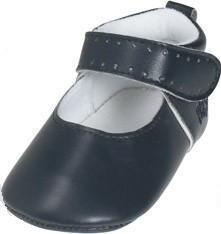 Playshoes beebi nahast papud 111627, 6980 Tumesinine