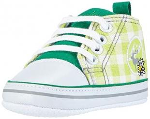 Playshoes beebi ketsid Hirv 121540, 29 roheline