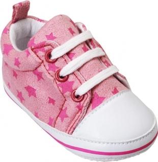 Playshoes beebi ketsid Tähed 121542, 730 h.roosa/roosa