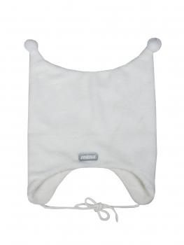 Reima beebide fliismüts TJOTTA 14217, White