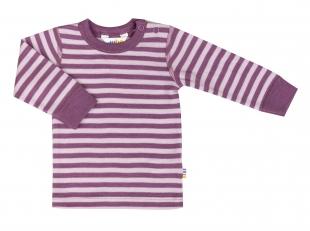 Joha meriinovillane pluus 15091, roosa/lilla