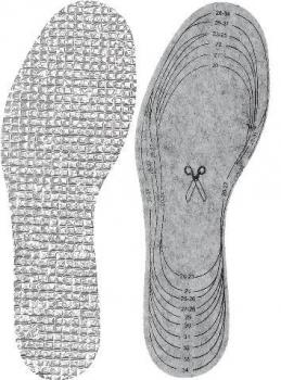 Playshoes termo lõigatavad sisetallad 189981, 900 original