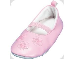 Playshoes baleriinisussid Lilled 208751, 14 heleroosa