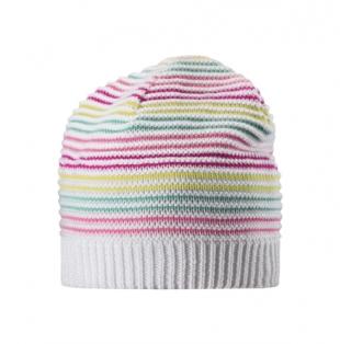 Reima müts RUBBLE 528380, White