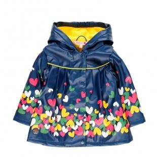 UUS KOLLEKTSIOON Boboli tüdrukute vihmamantel 238171, t.sinine