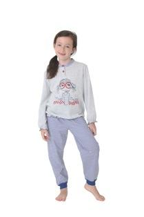Gary tüdrukute pidžaama 240042, Sinine