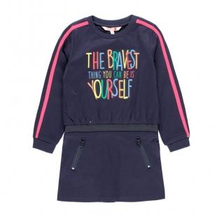 UUS KOLLEKTSIOON Boboli tüdrukute kleit 408080, t.sinine