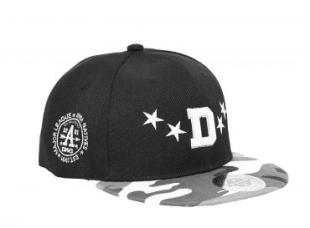 D-XEL nokamüts CAP 4509017, 9990 Must