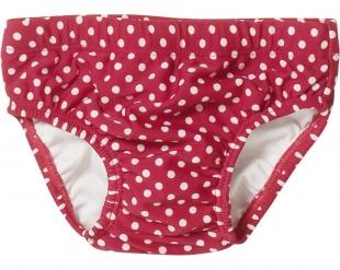 Playshoes väikelaste ujumispüksid Täpp 461040, 8 punane