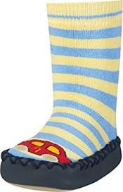 Playshoes sokk-sussid Auto 481108, 7 sinine