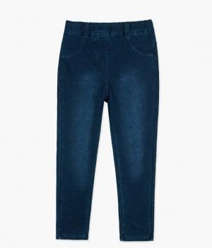 Boboli tüdrukute püksid 497066, teksasinine