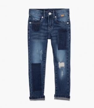 Boboli poiste teksapüksid 507158, teksasinine