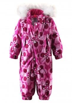 Reimatec® väikelaste talvekombinesoon AZALEH 510151, Roosa
