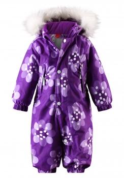 Reimatec® väikelaste talvekombinesoon AZALEH 510151, Lilla
