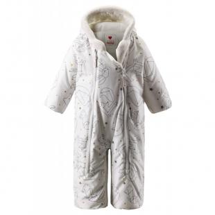 Reima beebide talve kott/kombinesoon NALLE 510240, White