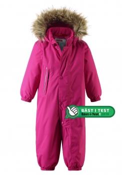 Reimatec® väikelaste talvekombinesoon GOTLAND 510316, 4650 Vaarikaroosa