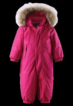 UUS KOLLEKTSIOON Reimatec®+ väikelaste talvekombinesoon AAPUA 510318, 4659 Vaarikaroosa