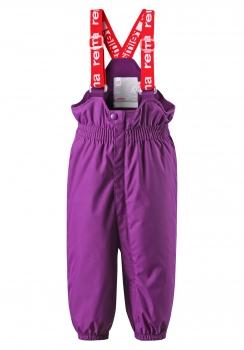 Reimatec® väikelaste talve traksipüksid STOCKHOLM 512082, Peedipunane