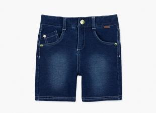 Boboli poiste lühikesed püksid 517171, teksasinine