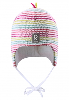 Reima müts THIMBLE 518273, 0100 Valge
