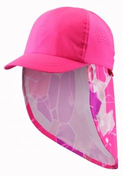 Reima sunproof müts ALYTOS 518297, Erkroosa/kirju