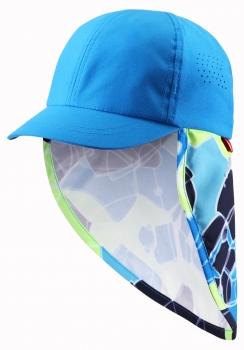 Reima sunproof müts ALYTOS 518297, Ookeani sinine