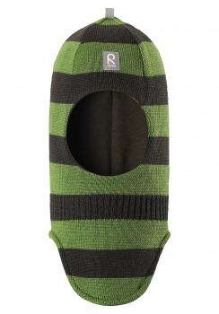 Reima maskmüts STARRIE 518315, roheline/tumeroh.