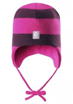 Reima müts AUVA 518316, Roosa/peedipun.