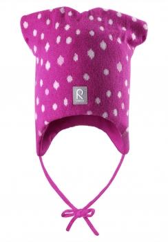 Reima müts TILKKA 518319, Roosa