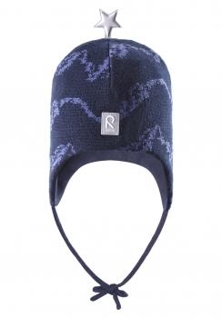 Reima müts SKUREN 518320, 6980 Tumesinine