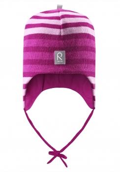 Reima müts AHAVA 518333, Tume roosa