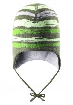 Reima müts CEBOLLA 518342, Roheline