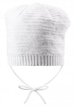 Reima müts CURRY 518343, 0100 Valge