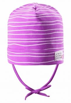 Reima müts FENNEL 518346, Fuksia/valge