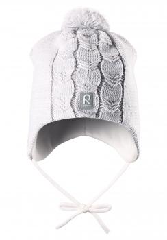 Reima müts PIILOSSA 518365, 0110 Valge