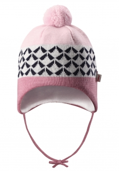 Reima beebimüts UNONEN 518415, 4320 Roosa