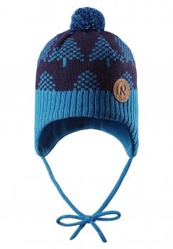 Reima müts YLLÄS 518430, 6490 Sinine