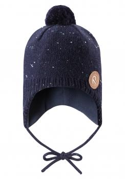 Reima müts YLLÄS 518430, 6980 Tumesinine