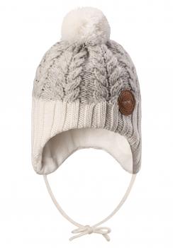 Reima talvemüts NAHANNI 518478, 0100 Valge