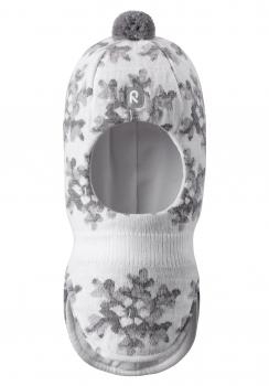 Reima talve maskmüts AKWE 518482R, 0101 Valge